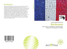 Bookcover of Élie Decazes
