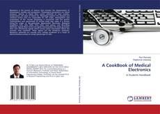 A CookBook of Medical Electronics kitap kapağı