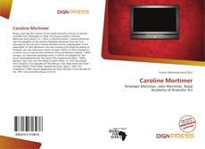 Обложка Caroline Mortimer