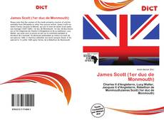 Bookcover of James Scott (1er duc de Monmouth)