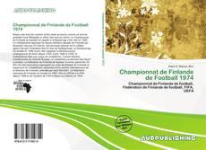 Bookcover of Championnat de Finlande de Football 1974