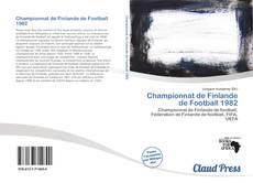 Bookcover of Championnat de Finlande de Football 1982