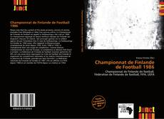 Bookcover of Championnat de Finlande de Football 1986