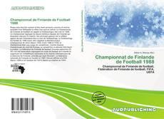 Bookcover of Championnat de Finlande de Football 1988