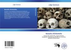 Bataille d'Orbetello的封面