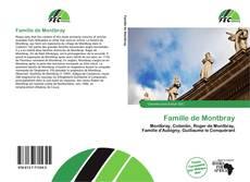 Capa do livro de Famille de Montbray