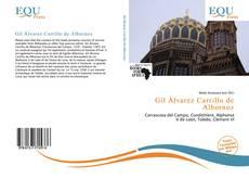 Gil Álvarez Carrillo de Albornoz的封面