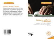 Bookcover of Jacques Lefèvre d'Étaples