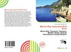 Обложка Marion Bay Important Bird Area