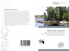 Bookcover of Marion Bay, Tasmania