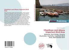 Portada del libro de Cheetham and Altona Important Bird Area