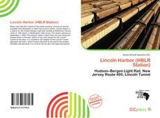 Portada del libro de Lincoln Harbor (HBLR Station)