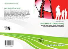 Buchcover von Jack Martin (Entertainer)