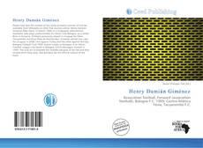Bookcover of Henry Damián Giménez