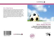 Bookcover of Idris Abdul Karim
