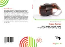 Bookcover of Aiden Turner
