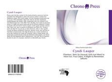 Обложка Cyndi Lauper