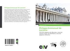 Bookcover of Philippe-Emmanuel de Lorraine