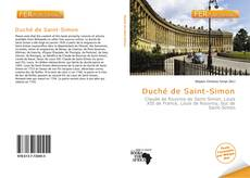 Bookcover of Duché de Saint-Simon