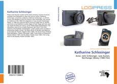 Couverture de Katharine Schlesinger