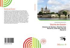 Обложка Duché de Coislin