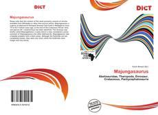 Majungasaurus的封面