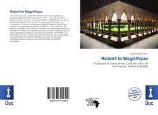 Обложка Robert le Magnifique