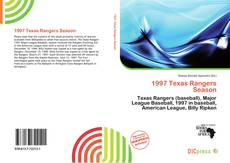 Bookcover of 1997 Texas Rangers Season