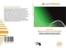 Bookcover of Mohammad Aslam Khan Khalil