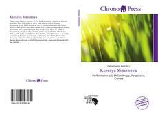 Bookcover of Kseniya Simonova