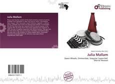 Обложка Julia Mallam
