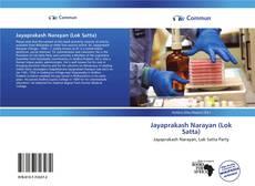 Обложка Jayaprakash Narayan (Lok Satta)