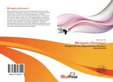 Обложка Miragaia (dinosaur)