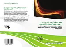 Portada del libro de Liverpool Edge Hill (UK Parliament Constituency)
