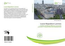 Buchcover von Louis Napoléon Lannes