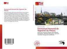 Bookcover of Emmanuel Armand de Vignerot du Plessis