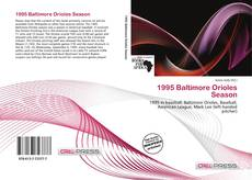 Bookcover of 1995 Baltimore Orioles Season
