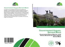 Bookcover of Gouvernement Hugues-Bernard Maret