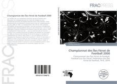 Bookcover of Championnat des Îles Féroé de Football 2000