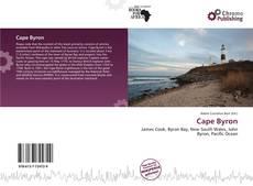 Обложка Cape Byron