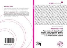 Buchcover von Alfredo Tena