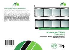 Capa do livro de Andrew McCulloch (Television)
