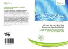 Bookcover of Championnat des Îles Féroé de Football 2006
