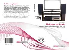 Bookcover of Matthew Jay Lewis