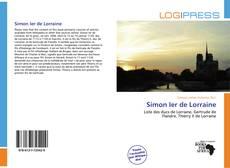 Couverture de Simon Ier de Lorraine