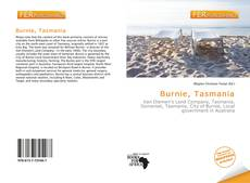 Bookcover of Burnie, Tasmania