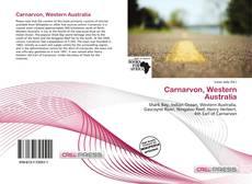 Buchcover von Carnarvon, Western Australia