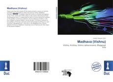 Portada del libro de Madhava (Vishnu)