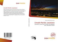 Portada del libro de Lincoln Parish, Louisiana