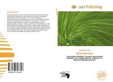 Bookcover of Elías Montes